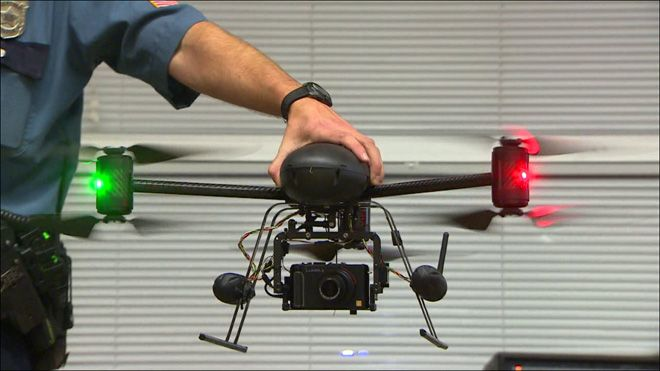 Law Enforcement Drone