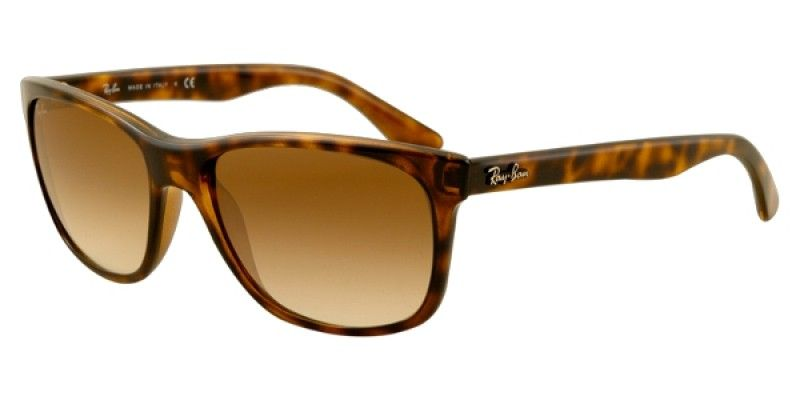 fff1c719d3b8 Ray Ban Sunglasses RB4181 710 51 is designed for men and the frame is  tortoise. This style has a large - 57mm - lens diameter.