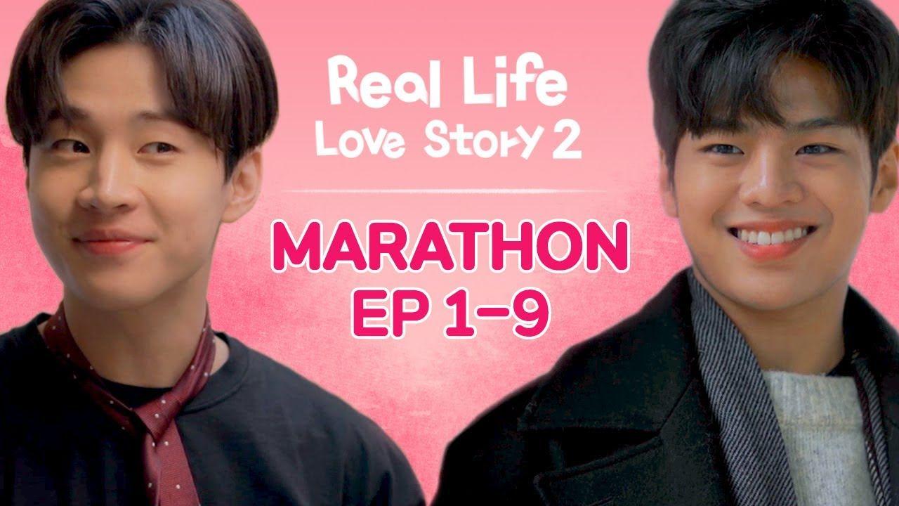 1 Hour Long Real Life Love Story Season 2 Ep1 Ep9 Compilation Eng Sub Dingo Kdrama Youtube Real Life Love Stories Kdrama Love Story