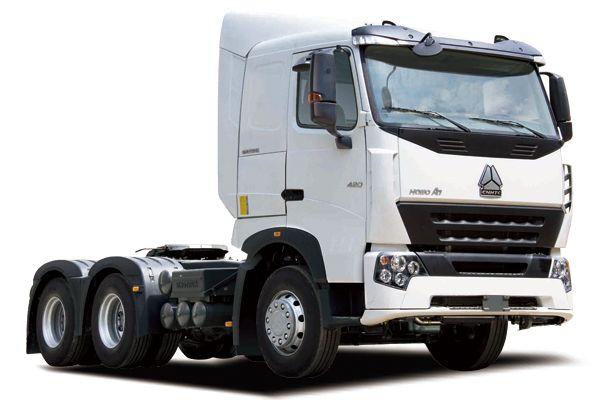 Sinotruk Howo Wood Timber Log Transport Trailer Truck