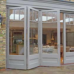 Photo of Garden doors by city & country Bespoke roof lanterns Standard size …