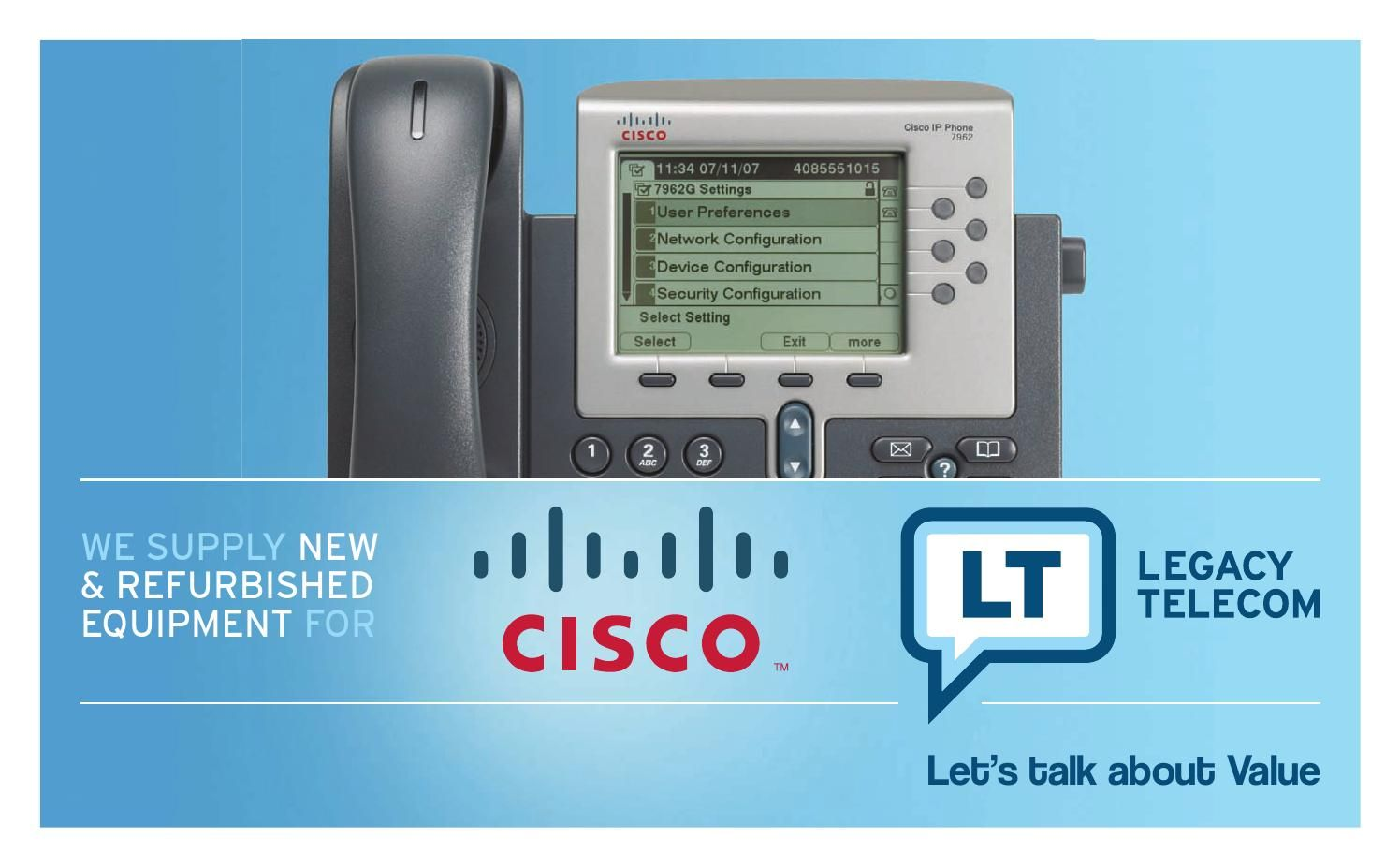 Libro Cisco Cisco Brochure Phones Pinterest