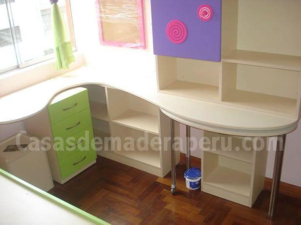 Muebles en Melamina Muebles para Niños en Melamina Módulos en ...