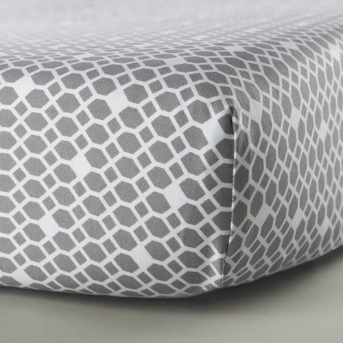 Diamond Stone Crib Sheet