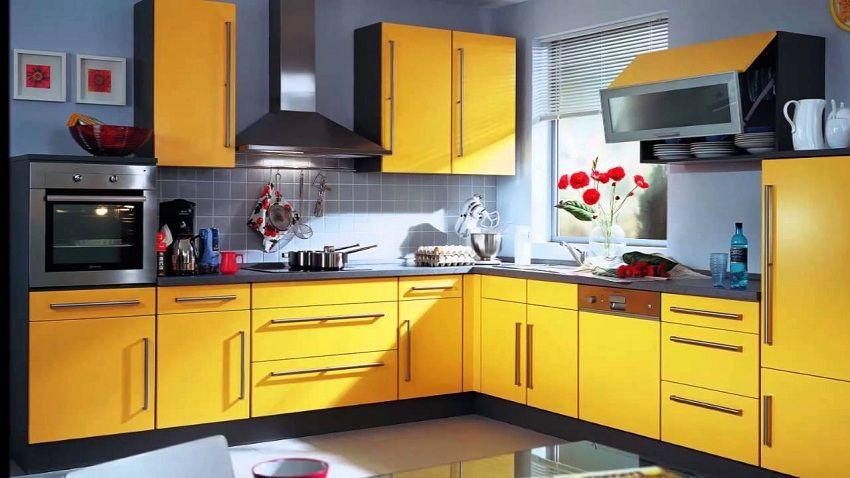 El color amarillo para decorar la cocina   cocinas   Pinterest ...