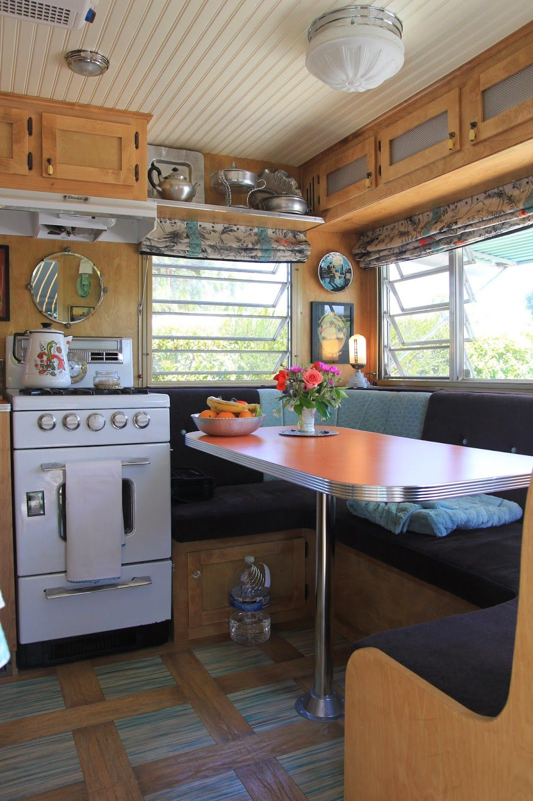 image result for cute trailer kitchens kitchen home decor vintage trailer on outdoor kitchen vintage id=33966