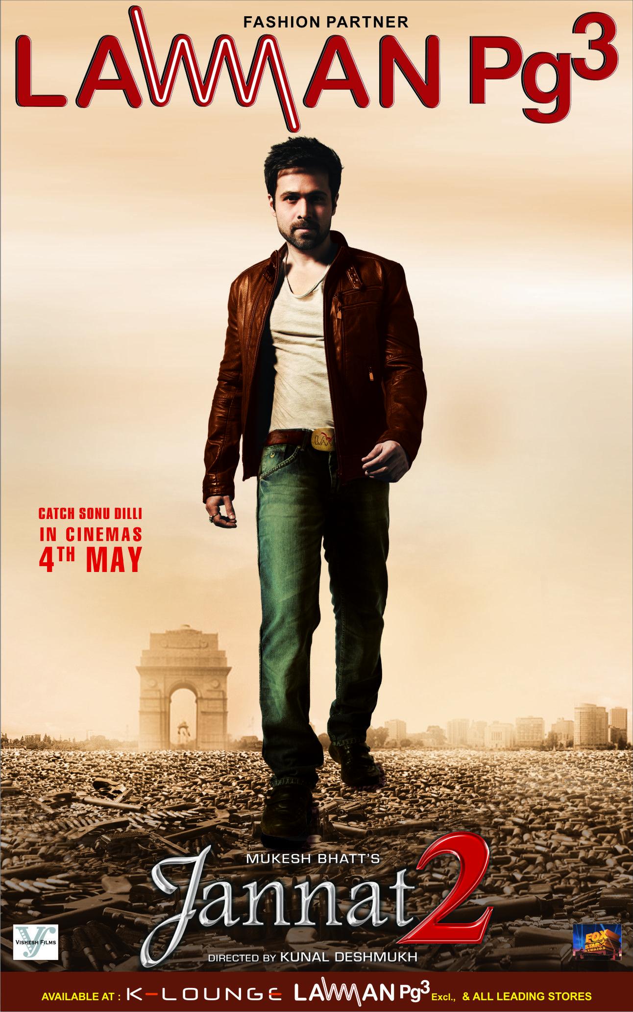 In Film Association With Hindi Movie Jannat 2 My Work Pinterest