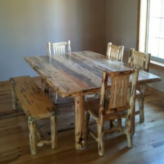 Merveilleux Oregon Log Furniture