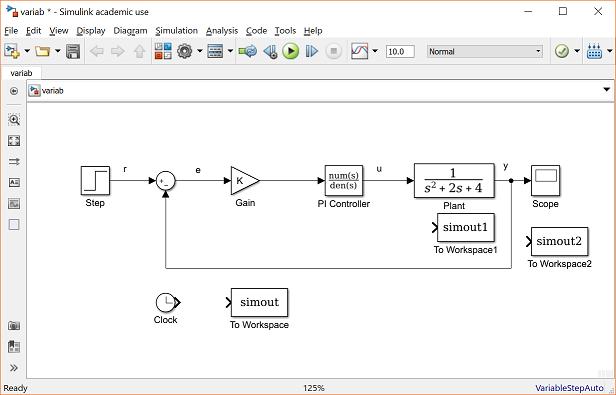 Teaching controls using web based tutorials matlab & simulink.