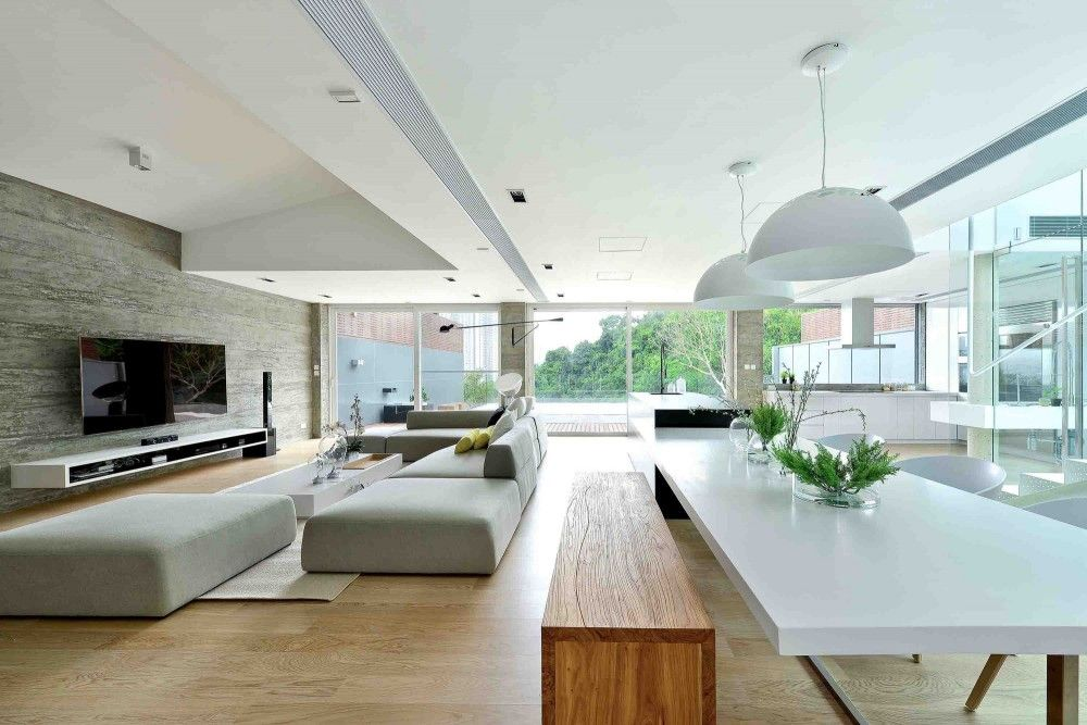 Beau Gallery Of House In Shatin Mid Level / Millimeter Interior Design Limited    18