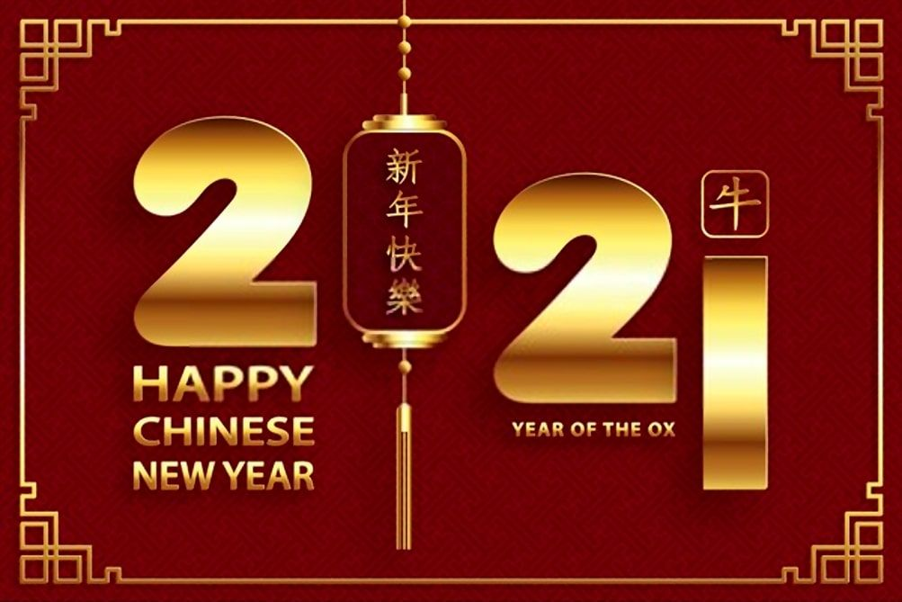 Chinese New Year 2021 Images and Wallpaper in 2020 Happy