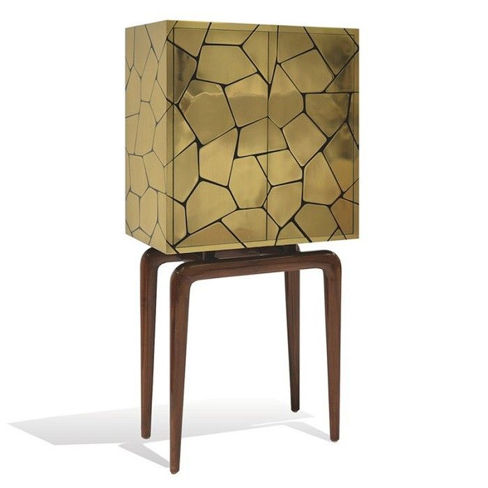 Best brass furniture pieces|brass furniture, luxury furniture, designer furniture, contemporary furniture|for more inspirations or amazing pictures check out: http://www.bocadolobo.com/en/inspiration-and-ideas/