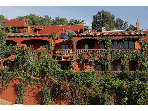 Casa Puesta del Sol en San Miguel de Allende Guanajuato