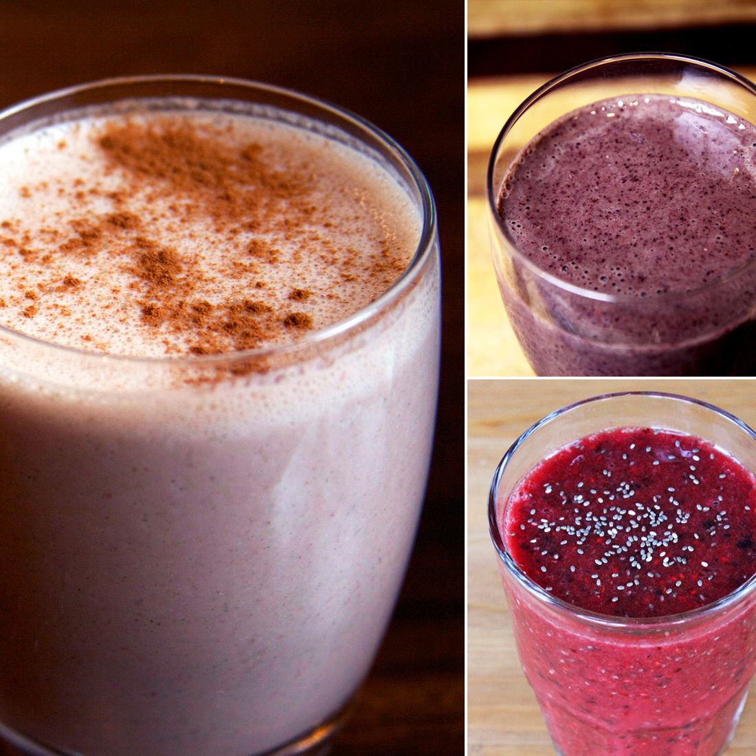 Breakfast Time! 7 Days of Smoothies