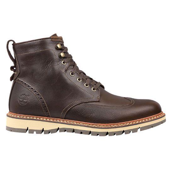 Timberland | Men's Britton Hill Wingtip Oxford Boots