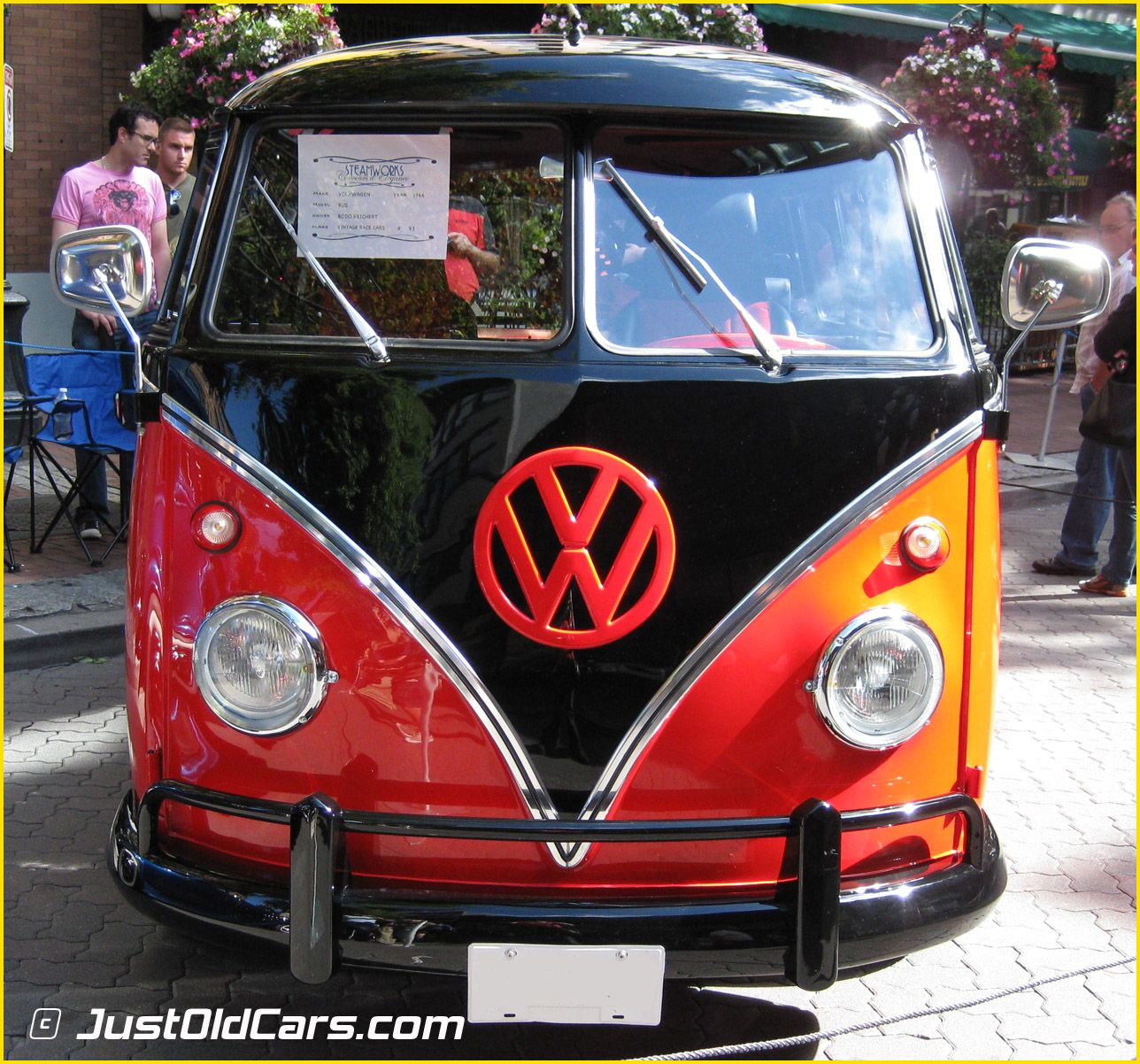 1959 Sweet Colors Volkswagen Bus Vw Van Vw Bus