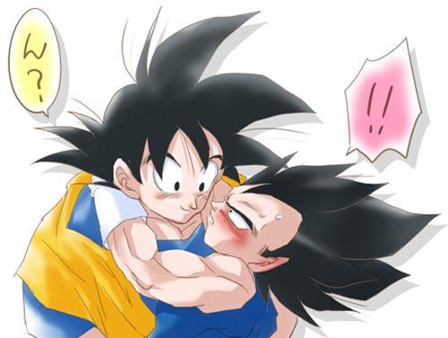 Image result for vegeta x goku tumblr   Dragon Ball Z ...