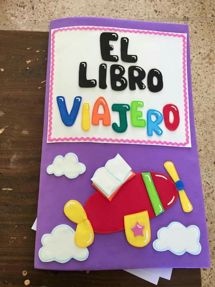 El libro viajero es muy til en educaci n infantil para for El jardin de los libros
