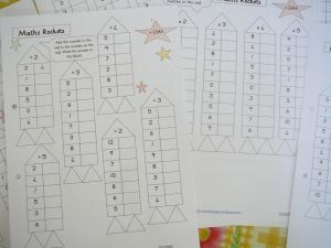 Fun Worksheets For Adults : Maths mental worksheets math and