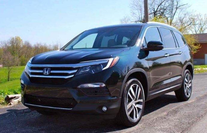 2018 Honda Pilot Hybrid Release Date Price Car Pinterest