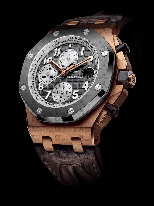 DIDUN men Sports Watches Quartz watch Luxury brand watches