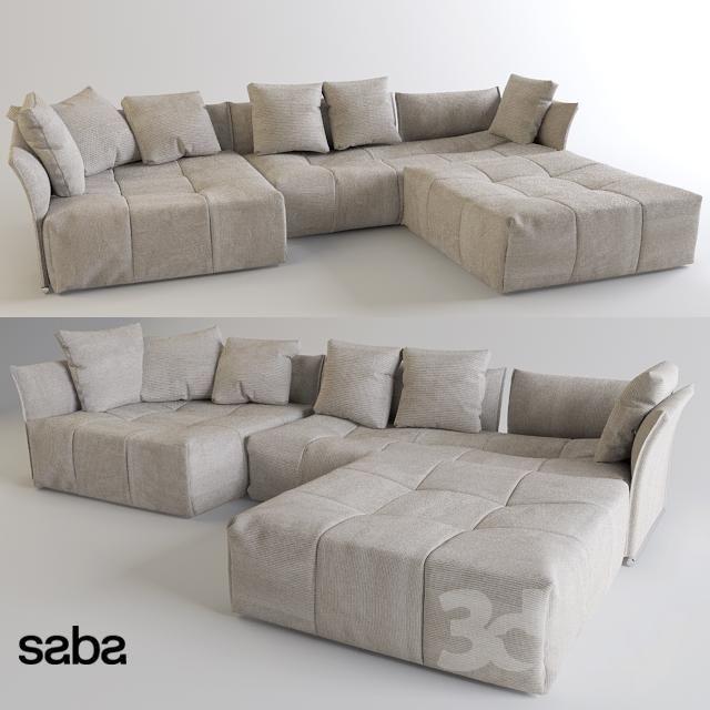 Modular Sofa Saba Pixel Download Free 3d Models Wohnzimmerentw 252 Rfe Modulares Sofa Wohnzimmer