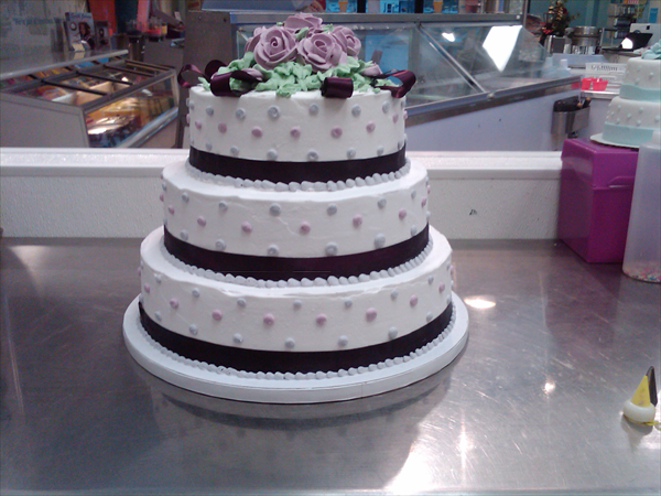 Carvel Ice Cream Wedding Cakes South Jersey