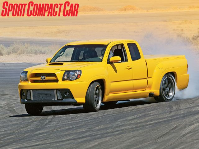 yellow toyota tacoma x runner cool cars motorcycles. Black Bedroom Furniture Sets. Home Design Ideas