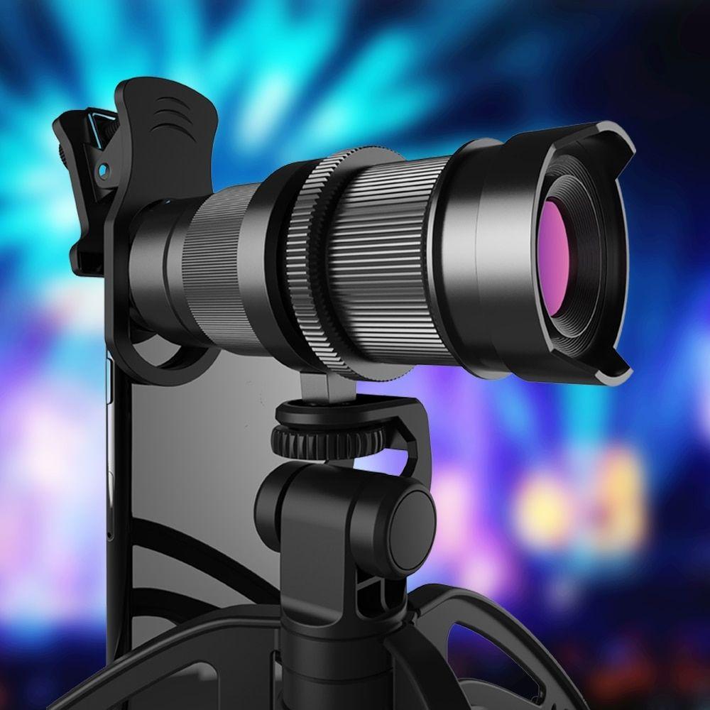 Apexel mobile phone camera lens optical 412x zoom