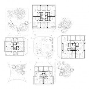 SCHÖPFLIN AREAL MASTERPLAN (ref. code) . 1132-fak-de-2014 (architect) . fakt (location) . lörrach, alemania (client) . city of lörrach, germany (clasification) competition entry (status) . architecture / competition (data) . competition 2014 / 2014 (scale) . large