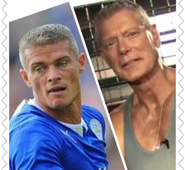 Paul Konchesky & Stephen Lang (Colonel Miles Quaritch