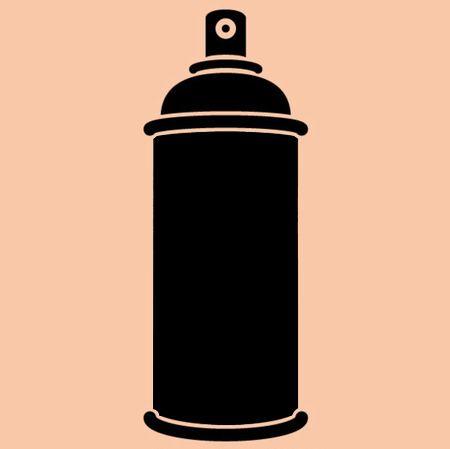 spraycan.jpg (450×449) | Spray can art, Spray paint cans, Spray can