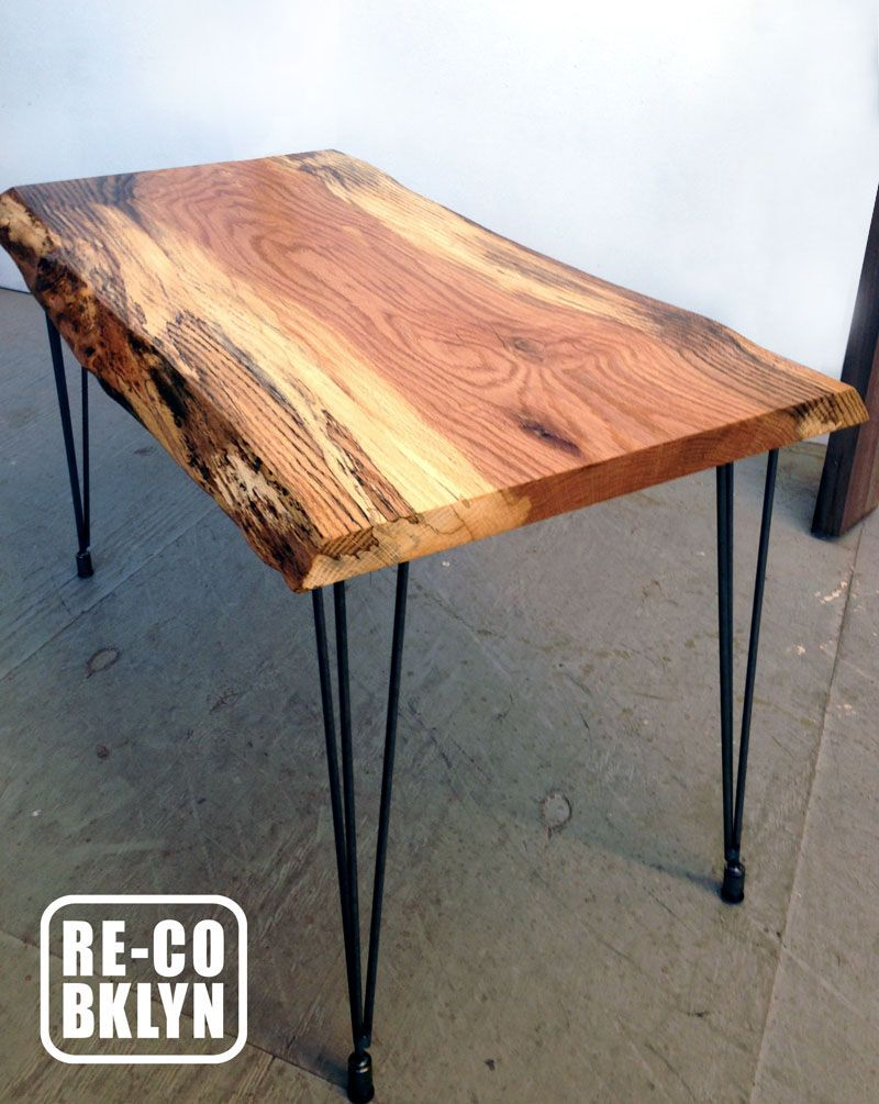 Strange Pin On Live Edge Wood Slab Table Download Free Architecture Designs Crovemadebymaigaardcom
