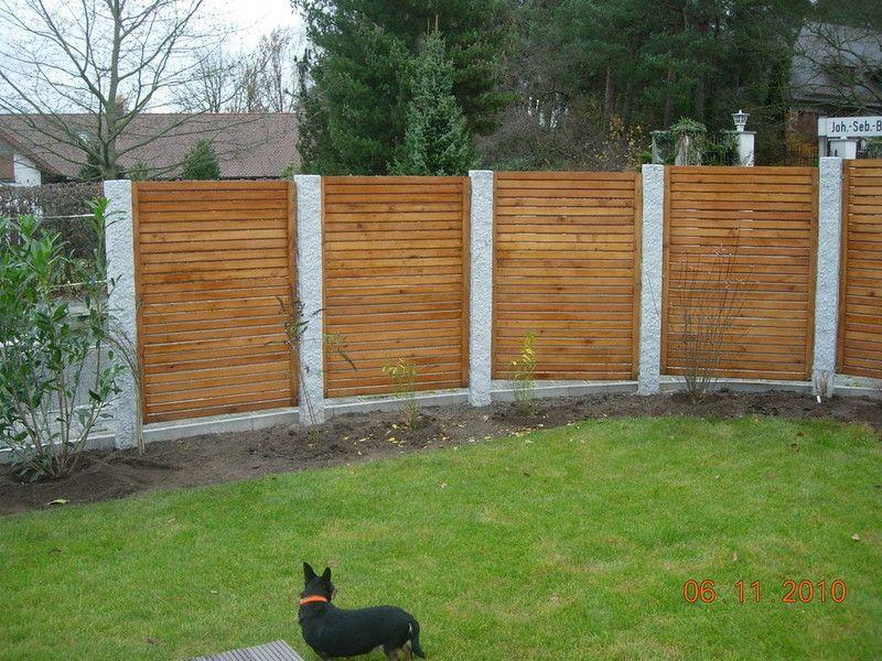 Relativ Sichtschutz Garten | Gartengestaltung Ideen | Pinterest | Gardens  FG24