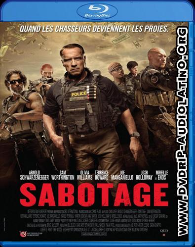 Sabotaje 2014 BRrip Audio Latino [MEGA]             Ficha Técnica  Un equipo de élite de la agencia antidroga norteamericana (DEA) aprovecha ...