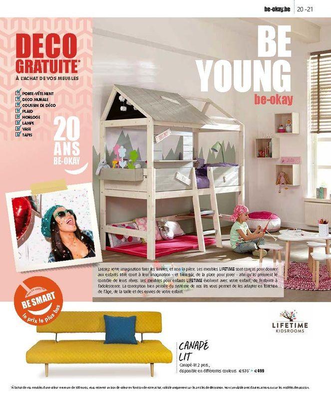 Brochure Mobilier De Salon Chambre Enfant Parement Mural