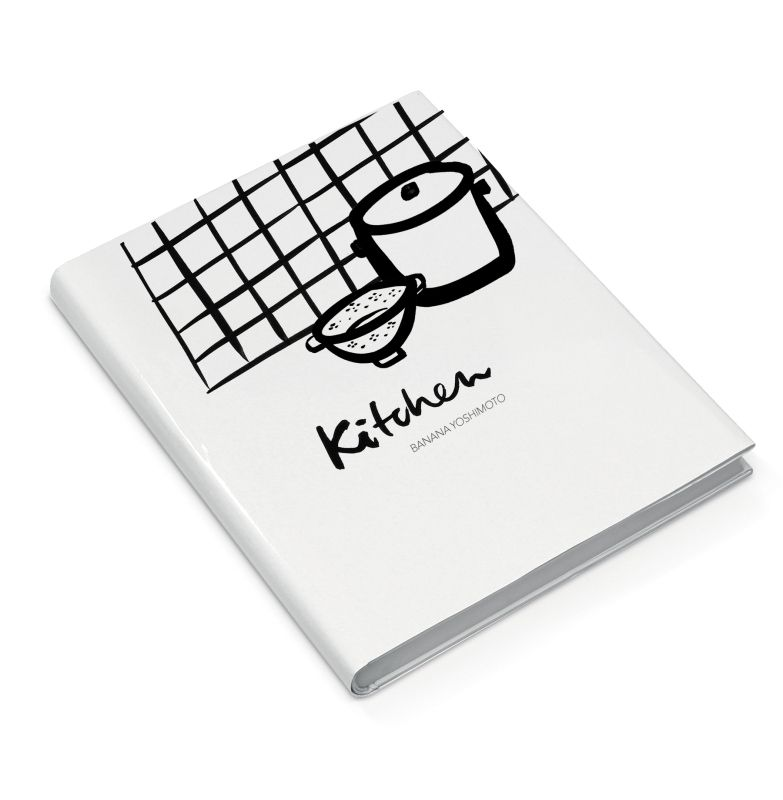 "Kitchen By Banana Yoshimoto: Banana Yoshimoto ""Kitchen"" Book Cover"