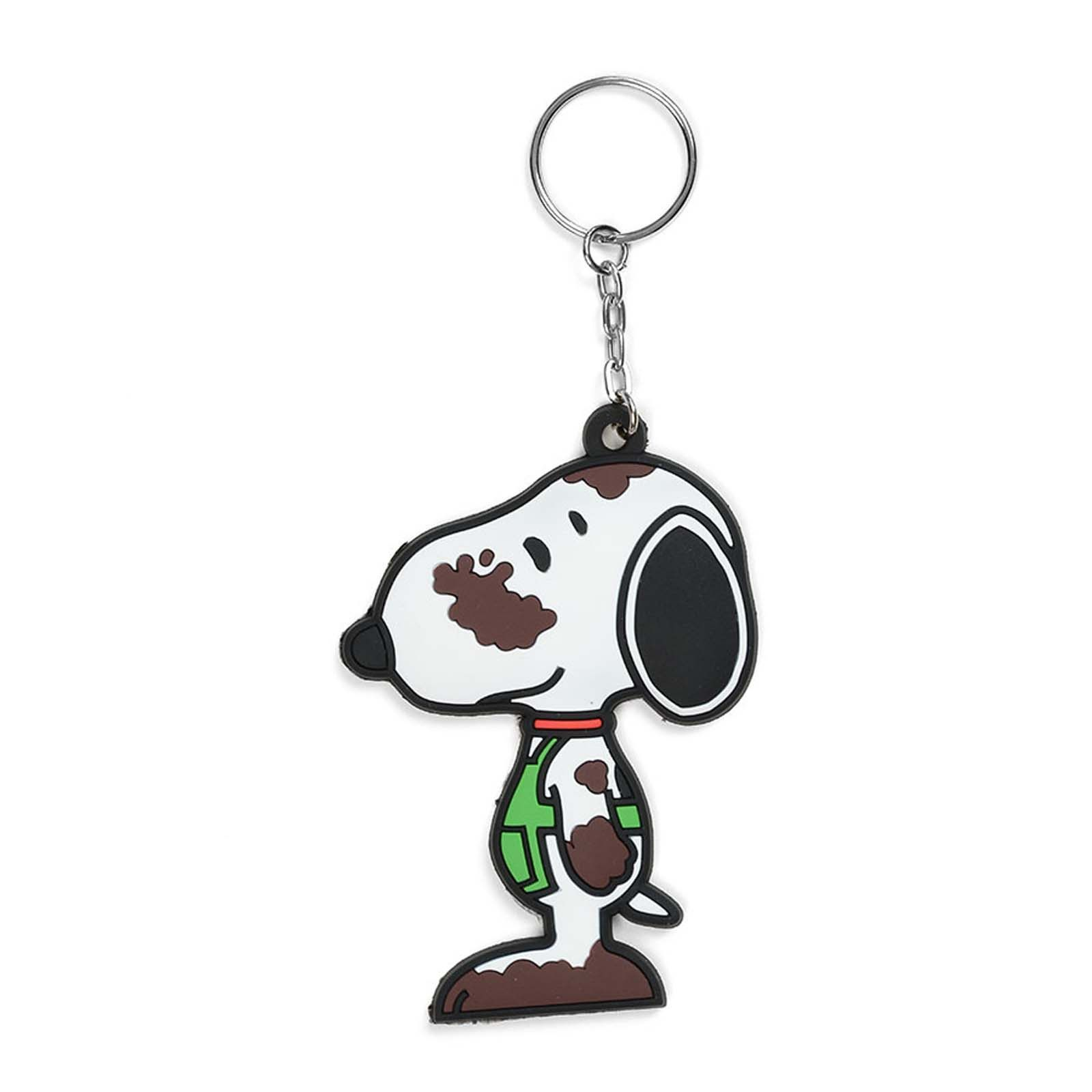 Peanuts Snoopy By Design Dirty Dog Keychain Department 56 Retired