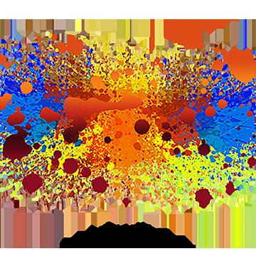 2020 的 Vector Color Splashes, Creative, Color, Splash PNG