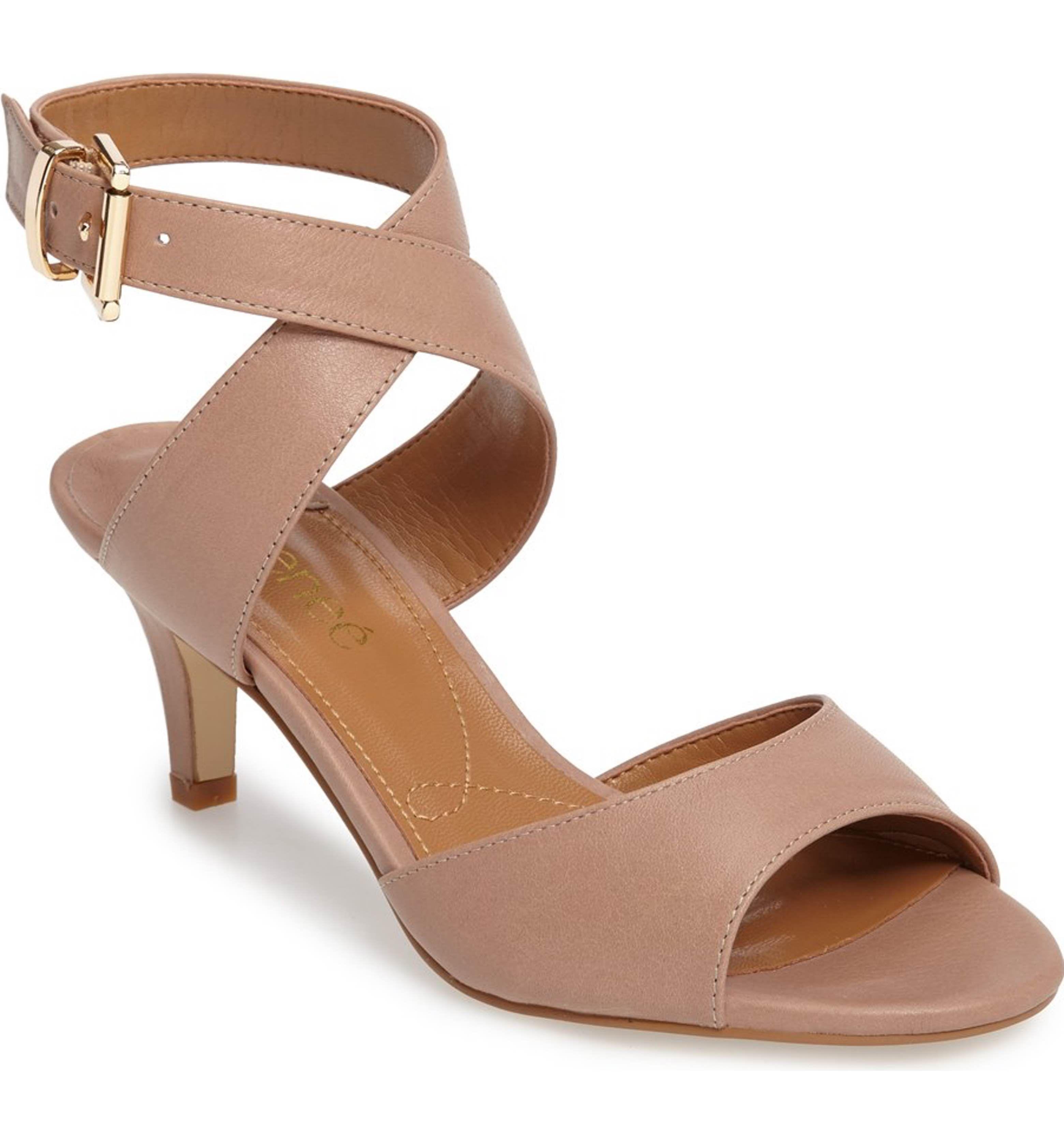 Main Image - J. Reneé 'Soncino' Ankle Strap Sandal (Women)