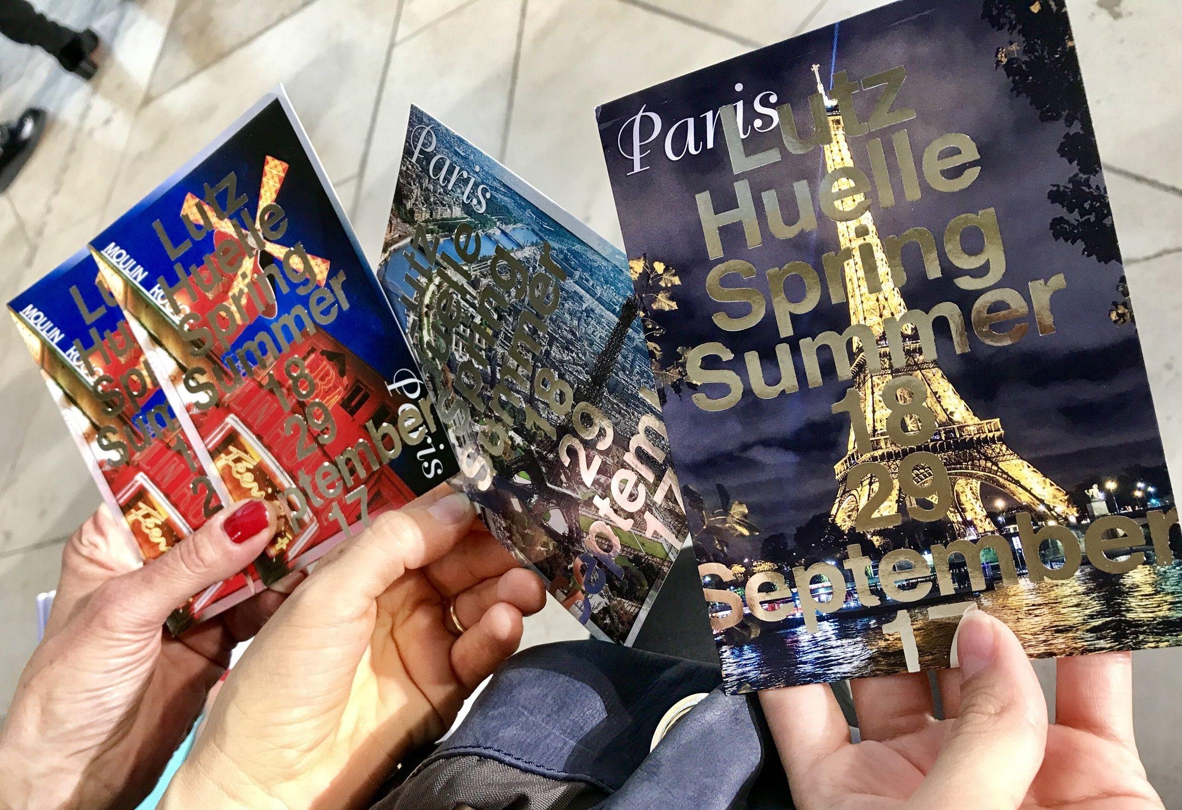 Lutz Huelle es un diseñador alemán instalado en París desde hace mas de 10 años. El estudió en Central ...