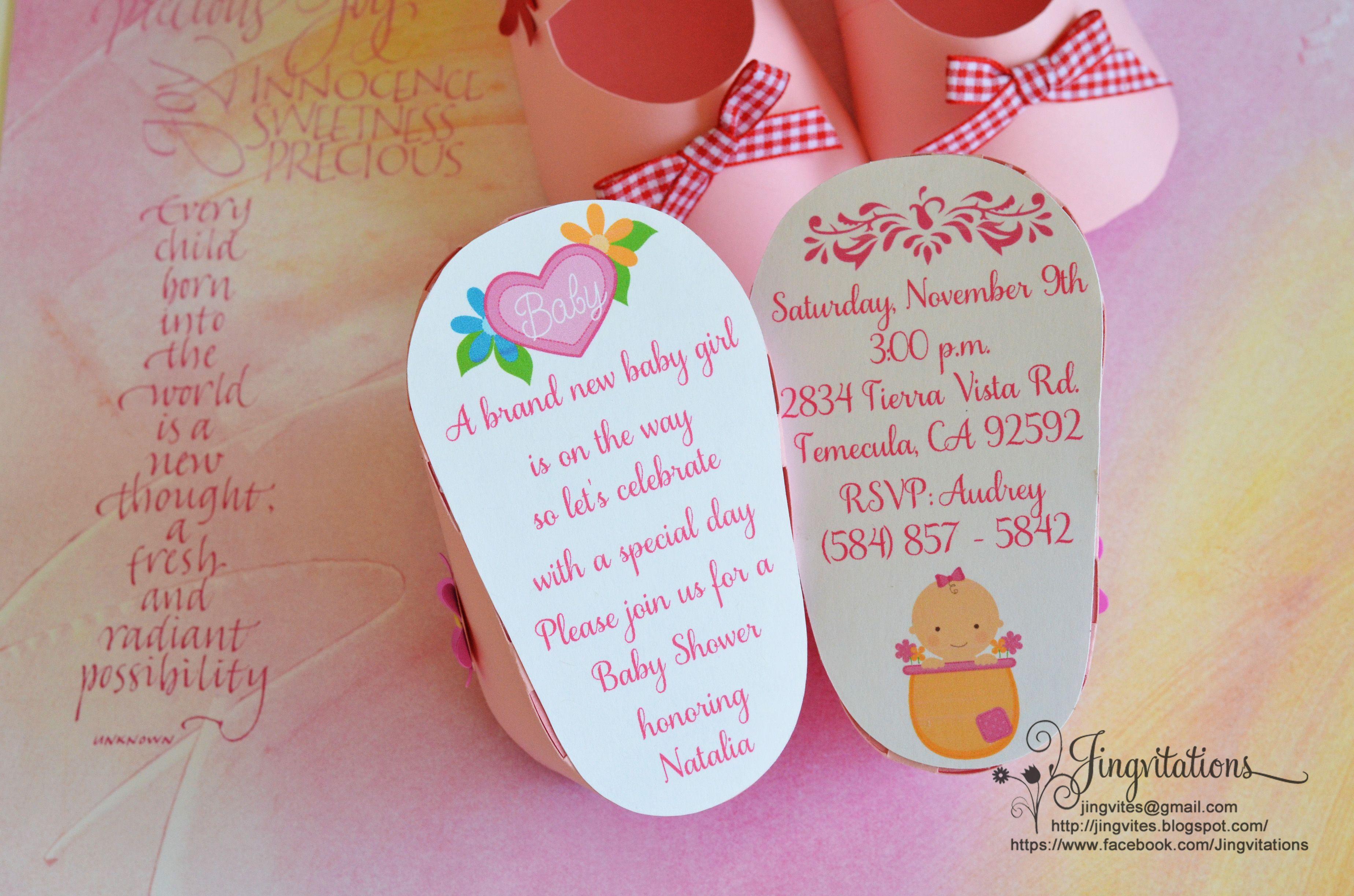 3d Invitations Very Unique Baby Shoe Invites For Baby Shower Baby Shower Invitation Cards Baby Shower Invitations Diy Baby Shower Invitation Wording