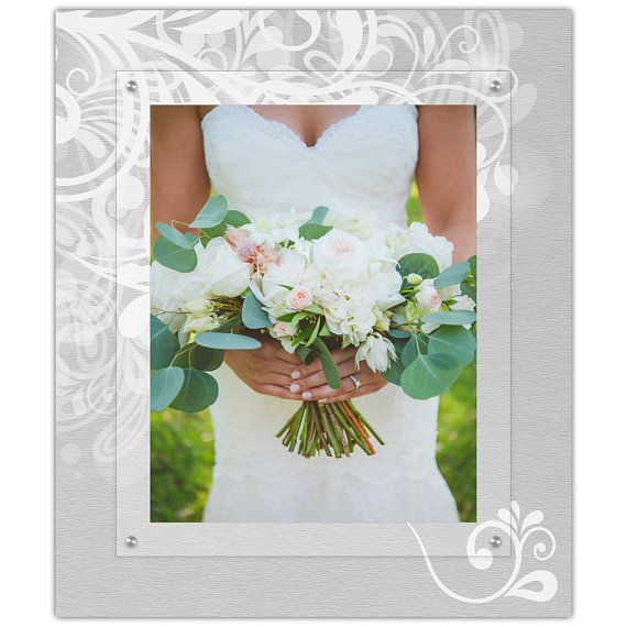 Wedding Picture Frame 11x14 Portrait Or Landscape Picture Frames Anniversary Picture Frames Floating Photo Frames Wedding Picture Frames Gallery Wall Frames Acrylic Picture Frames