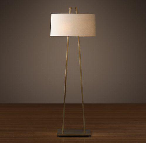 Floor lighting rh modern