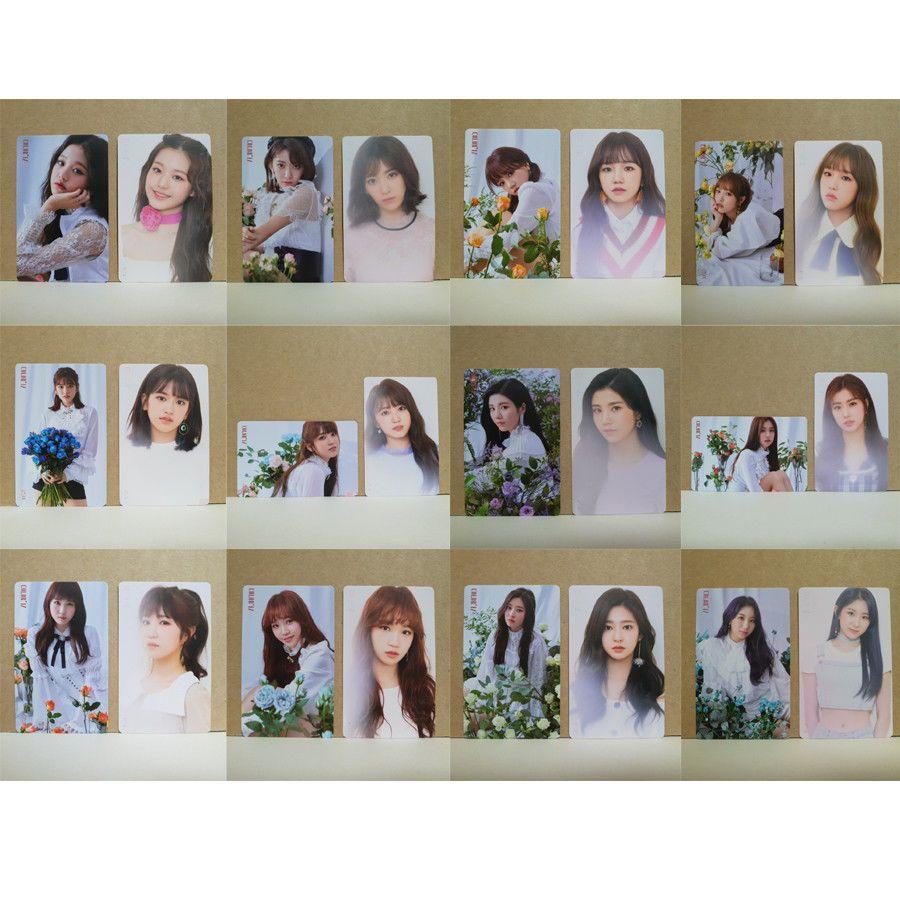 IZ*ONE COLORIZ 1st Mini Kihno Album Photocard Select Member Set (2p