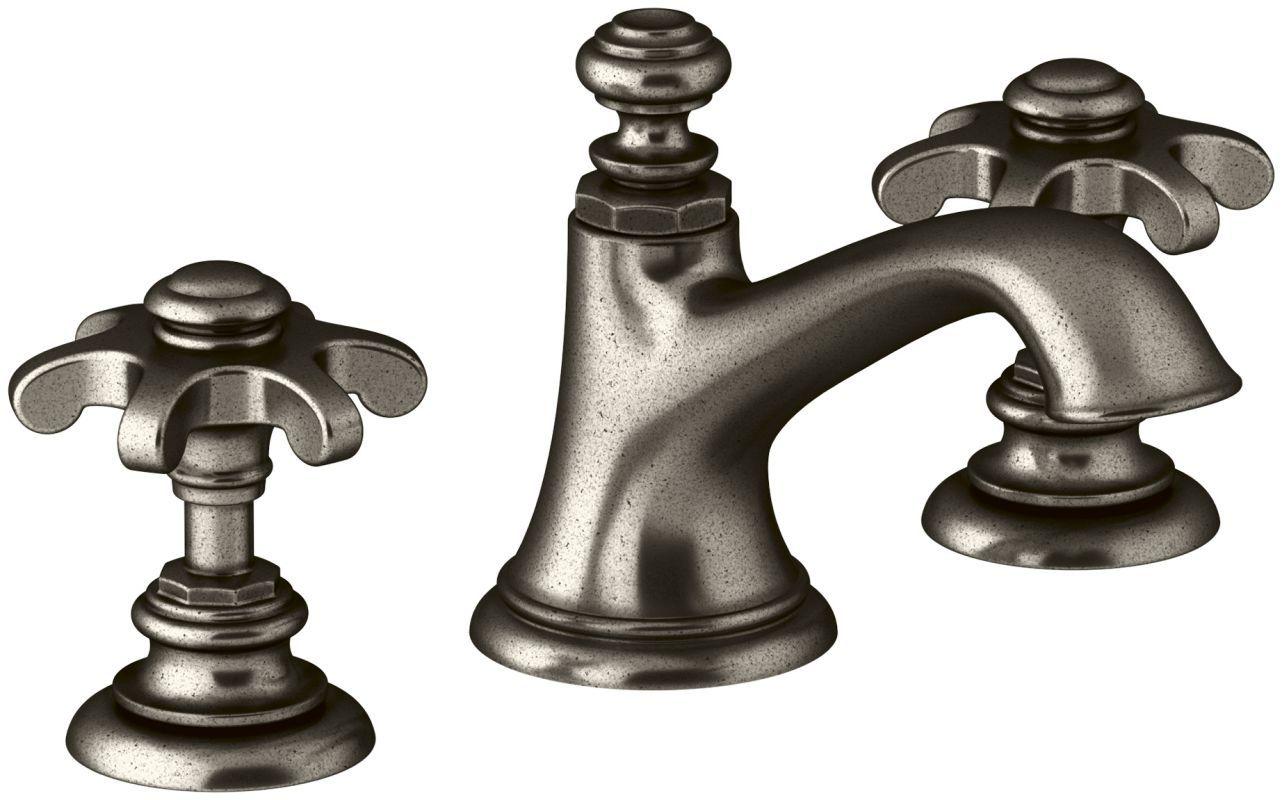 Kohler K 72759 3m 2bz Artifacts Widespread Build Com Widespread Bathroom Faucet Faucet Kohler [ 800 x 1282 Pixel ]