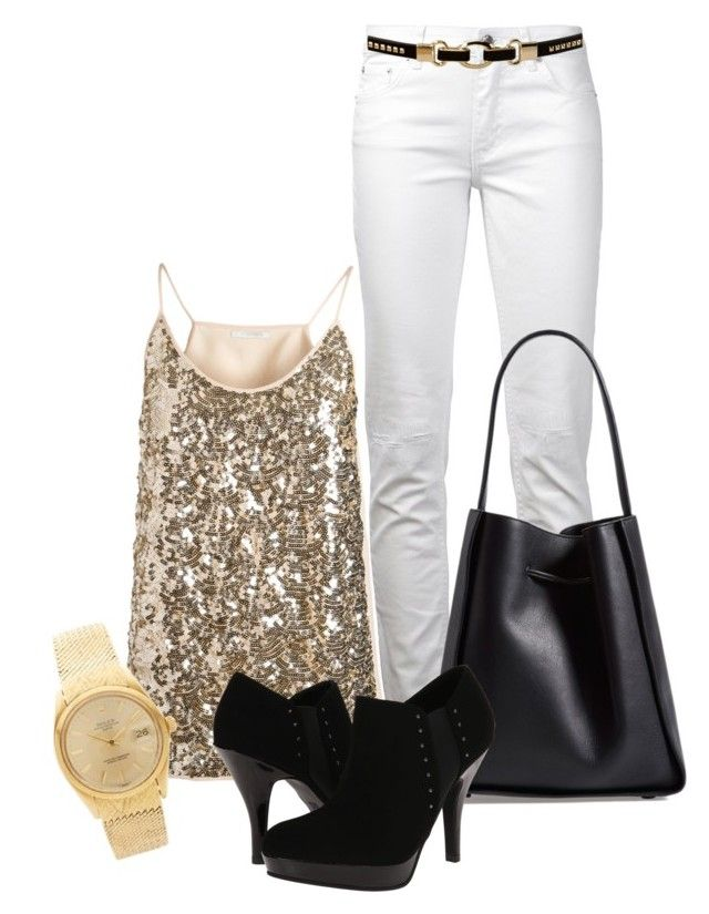 7d0b25aab5cf Golden by sole-sanchez-ossandon on Polyvore featuring polyvore