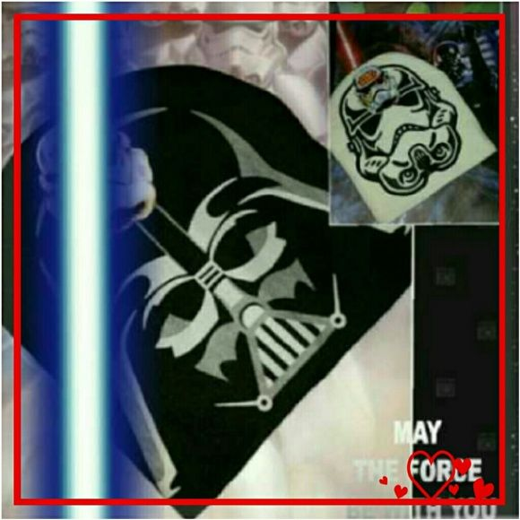 BOGO Buy Darthvader Beanie Get Stormtrooper Free BOGO Buy Darthvader Beanie Get Stormtrooper beanie Free. (2 for $15)  you may choose from all the different hats. starwars Accessories Hats