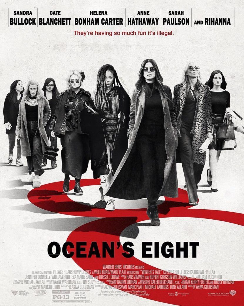 oceans 8 stream hd filme