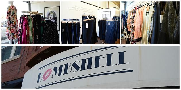 Blog Post about Local Plus Size Boutique Bombshell